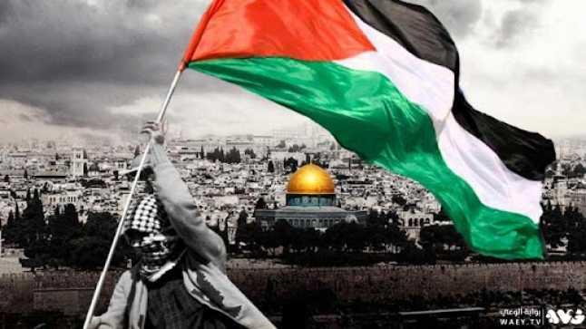الجزء الاول: القضية الفلسطينية، السير والتاريخ